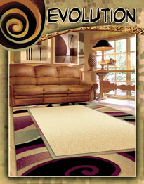 CONTEMPORARY & MODERN  RUGS by Evolution Collection