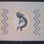 Southwest Outdoor DoorMats, KokoPelli Door Mats